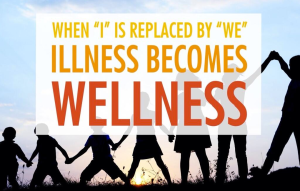 illness - wellness